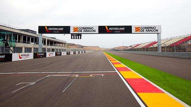 Маркес одержал победу Гран-при Арагона MotoGP