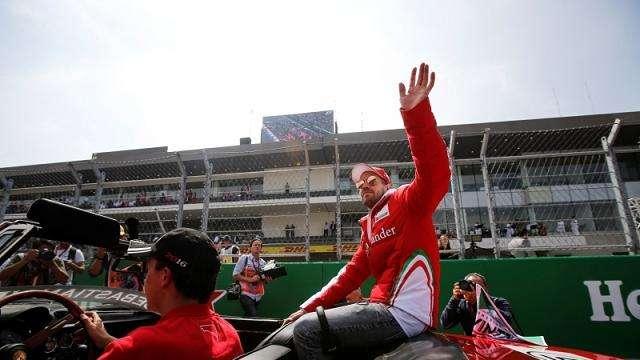 Гран-При Мексики: Риккардо сразу сообщил, что Феттель незаслуживает подиума