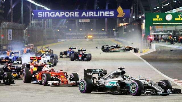 Сингапур больше не желает проводить этап Гран-при «Формулы-1»