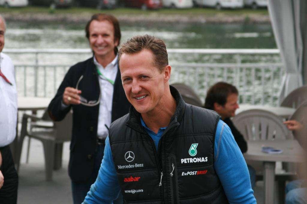 Два спонсора отказались отпродления договора сМихаэлем Шумахером